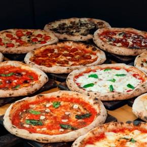 6 Pizza la pret de 5