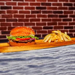 Meniu Burger